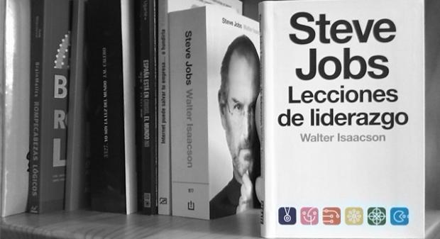 Libro Steve Jobs lecciones de liderazgo