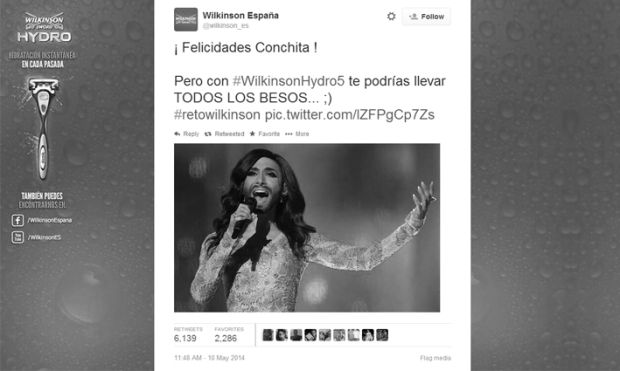 Tweet Viral Wilkinson